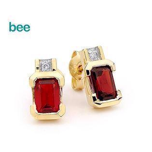 Bee Jewelry Ohrring, model 35594CZ