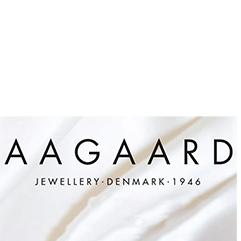 Buy all your nice Aagaard jewellery her at your Watch and Jewelery shop