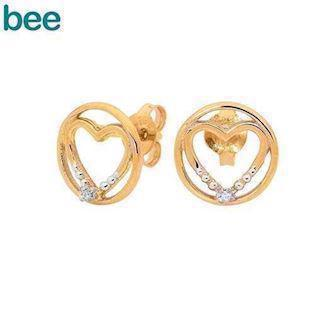 Bee Jewelry Ohrring, model 55575