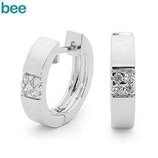 Bee Jewelry Ohrring, model 35510/cz