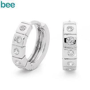 Bee Jewelry Ohrring, model 35512/cz