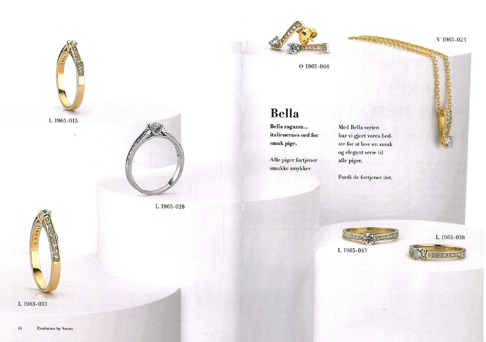 By you lovely Bella jewelery here!